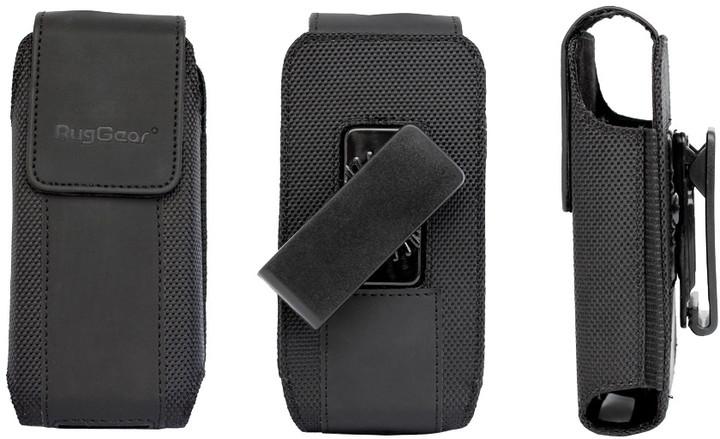 Ruggear RG-100 pouch, belt clip
