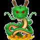 Figurka Funko POP! Super Sized Dragon Ball Z S8 - Shenron Dragon