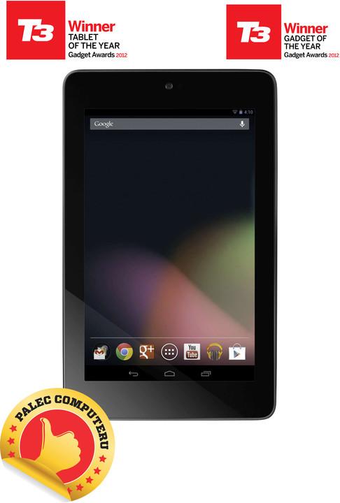 Google Nexus 7 - 32GB, tmavě hnědá