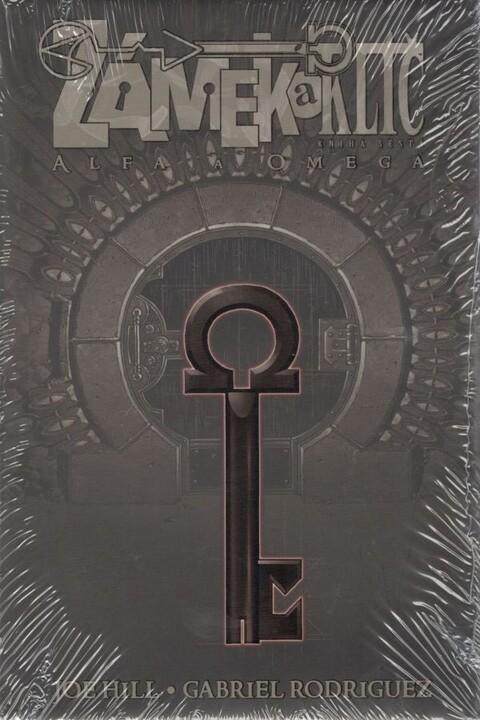 Komiks Zámek a klíč: Alfa a omega, 6.díl