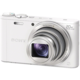 Sony Cybershot DSC-WX350, bílá