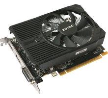Zotac GeForce GTX 1050 Ti Mini, 4GB GDDR5  + O2 TV s balíčky HBO a Sport Pack na 2 měsíce (max. 1x na objednávku)