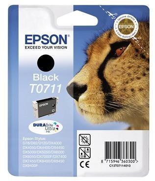 Epson C13T071140, černá