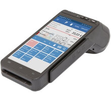 """FiskalPRO A8, 5,5"""", 4G LTE, BT, Wi-Fi, Android - 800049"""