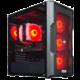HAL3000 Alfa Gamer Elite 6700 XT, černá