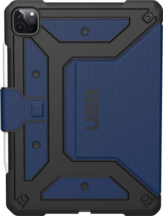 "UAG pouzdro Metropolis pro iPad Pro 12.9"" (2020), modrá"