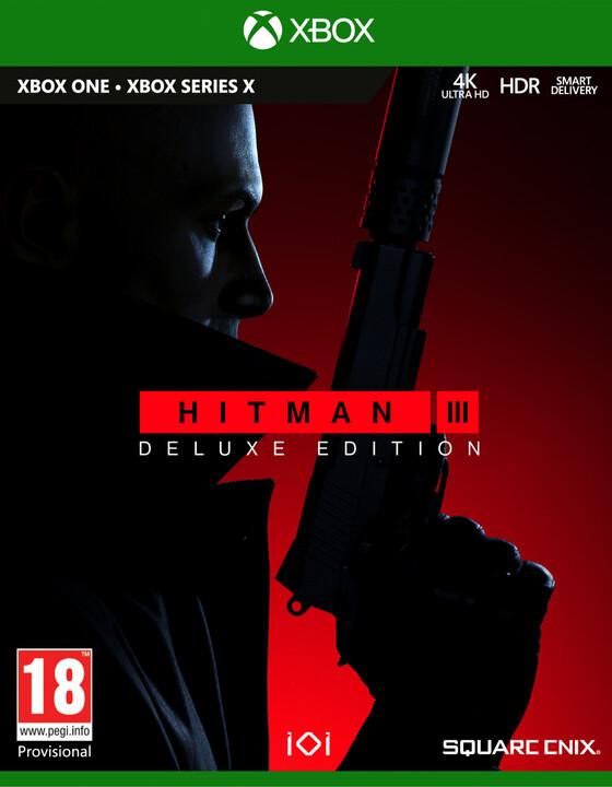 Hitman 3 - Deluxe Edition (Xbox)