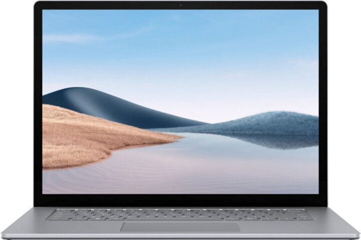 """Microsoft Surface Laptop 4 (15""""), platinová"""