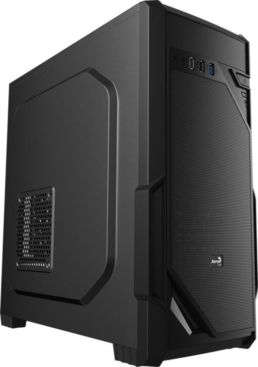 AeroCool PGS Vs-1 BLACK, černá