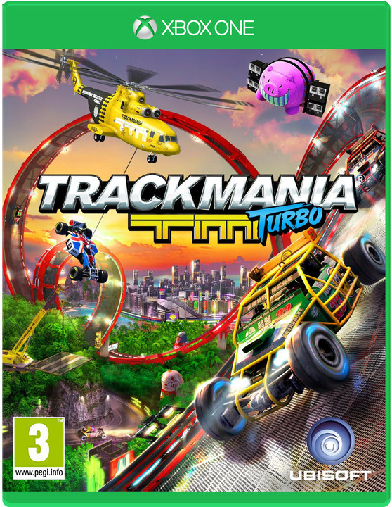 Trackmania Turbo (Xbox ONE)