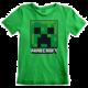 Tričko Minecraft: Creeper Face, dětské, (7-8 let)