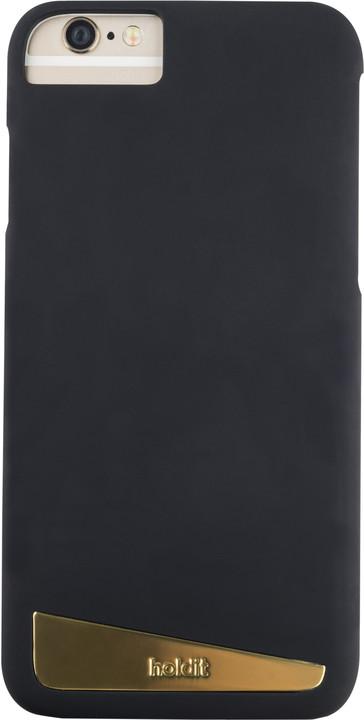 Holdit Case Apple iPhone 7 - Silk Black