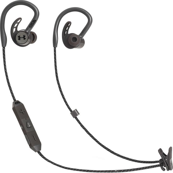 JBL Under Armour Sport Wireless Pivot, černá