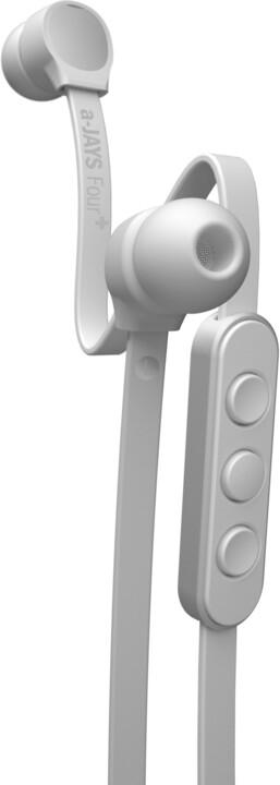 JAYS a-Jays Four+ iOS, bílo-stříbrná