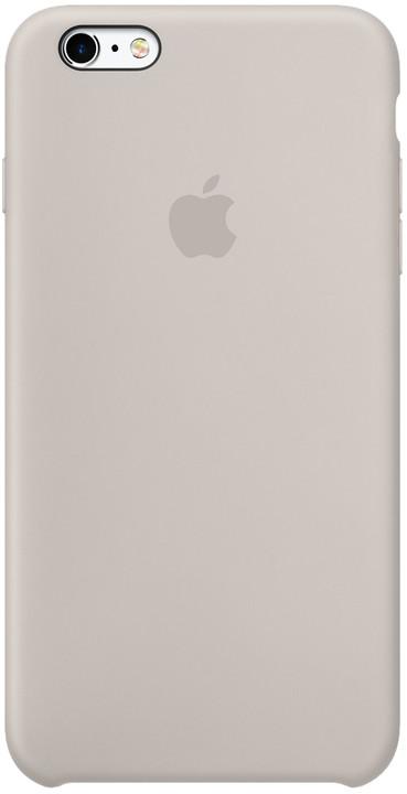 Apple iPhone 6s Plus Silicone Case, béžová