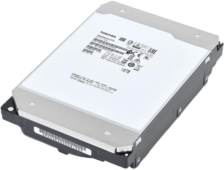 "Toshiba MG09SCA18TA, 3,5"" - 18TB"