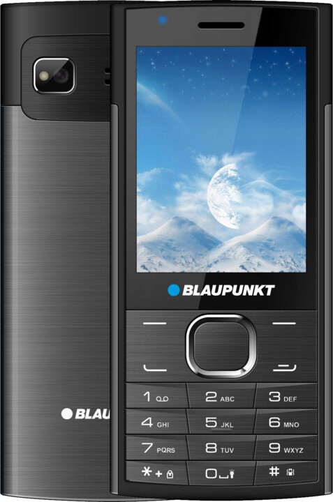 Blaupunkt FL 01, Black - Gray