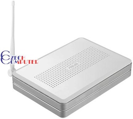 ASUS WL-600g ADSL WiFi router