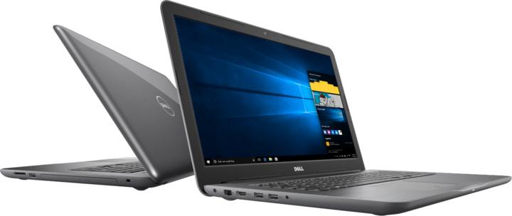 Dell Inspiron 17 (5767), šedá