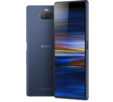 Sony Xperia 10 Plus, 4GB/64GB, modrá  + Půlroční předplatné magazínů Blesk, Computer, Sport a Reflex v hodnotě 5 800 Kč