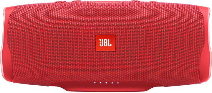 JBL Charge 4, červená