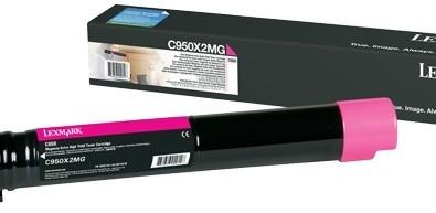 Lexmark C950X2MG, magenta