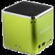 Technaxx Mini MusicMan, zelená  + Voucher až na 3 měsíce HBO GO jako dárek (max 1 ks na objednávku)