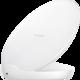 Samsung bezdrátová nabíjecí stanice Qi s podporou rychlonabíjení pro S9 / S9+, bílá