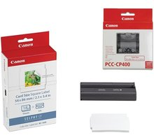 Canon papír KC-18IS + ink (18ks/54 x 54mm) + držák papíru PCC-CP400 - 6202B003