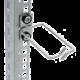 Triton vyvazovací háček RAX-D1-X44-X3, 40x40, D1, kov levý fix
