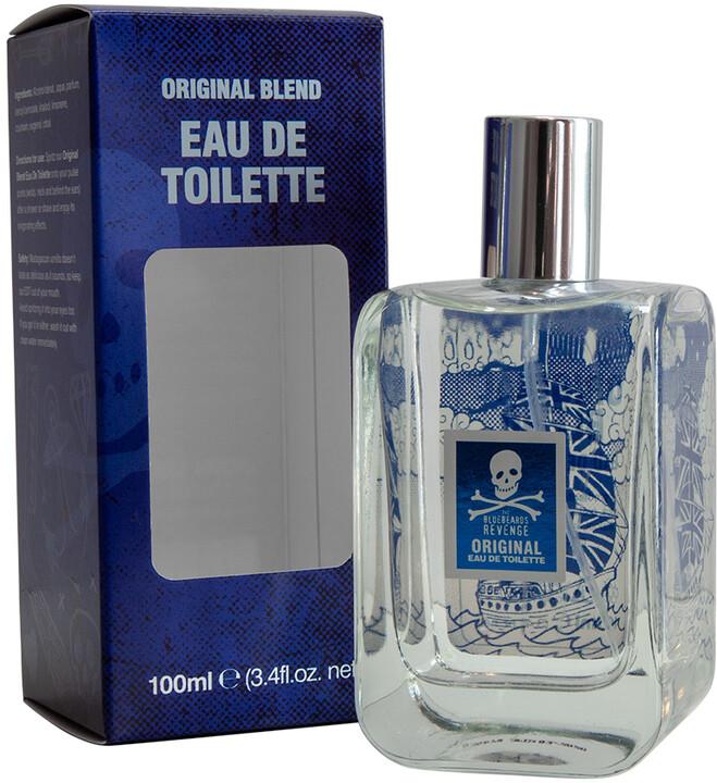 Bluebeards Revenge Original Blend toaletní voda 100 ml