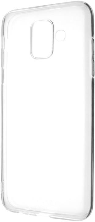 FIXED TPU gelové pouzdro pro Samsung Galaxy A6, čiré