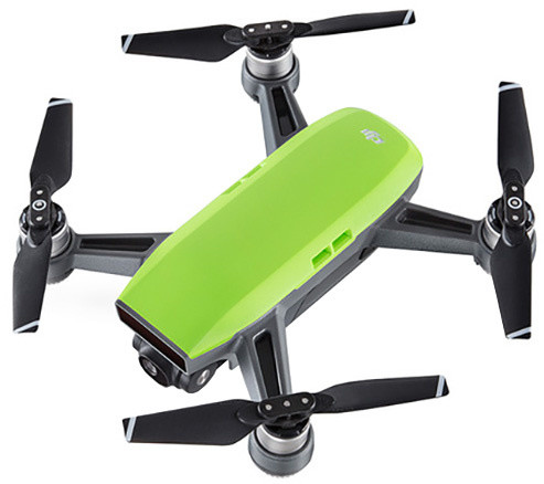 DJI dron Spark zelený + ovladač zdarma