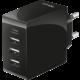 Trust 24W Fast Wall Charger with 4 USB-C & USB-A ports  + Voucher až na 3 měsíce HBO GO jako dárek (max 1 ks na objednávku)