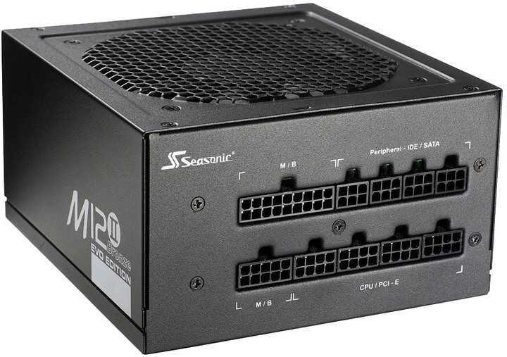 Seasonic M12II Bronze Evo - 520W