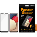 PanzerGlass ochranné sklo Edge-to-Edge pro Samsung Galaxy A02s, černá