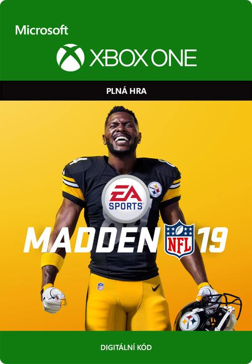 Madden NFL 19 - Standard Edition (Xbox ONE) - elektronicky