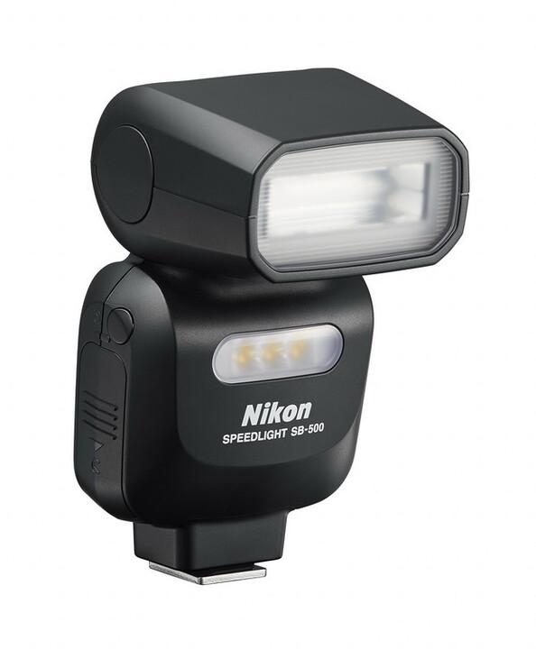Nikon SB-500 záblesková jednotka