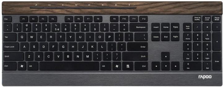Rapoo E9260, černá
