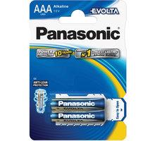 Panasonic baterie LR03 2BP AAA Evolta alk - 35049219