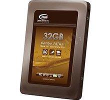 Team Combo SSD (S25AC1), SATA II/miniUSB - 32GB
