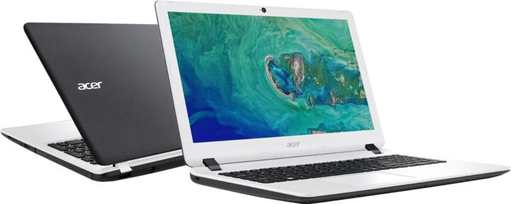 Acer Aspire ES15 (ES1-523-20CF), bílá