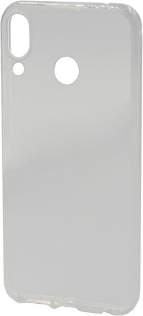EPICO RONNY GLOSS Pružný plastový kryt pro Asus Zenfone 5 ZE620KL, bílý transparentní