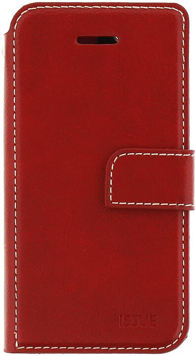 Molan Cano Issue Book pouzdro pro Honor 9 Lite, červená
