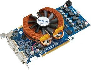 GigaByte 9800GTX+ (GV-N98XPZL-1GH) 1GB, PCI-E