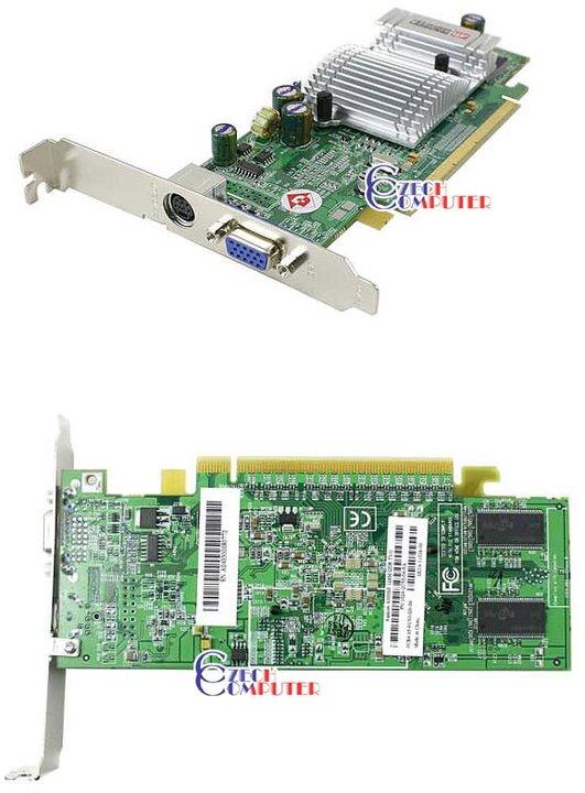 Sapphire Atlantis ATI Radeon X300 SE 128MB, PCI-E