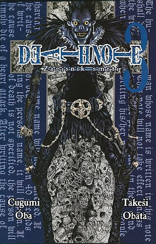 Komiks Death Note 03: Zápisník smrti