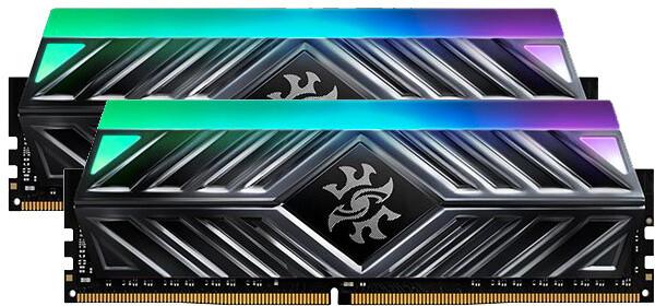 ADATA XPG SPECTRIX D41 16GB (2x8GB) DDR4 3600, wolframová