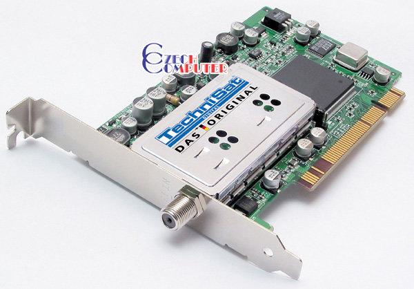 TechniSat SkyStar 2 PCI TV+Rádio DVB-S