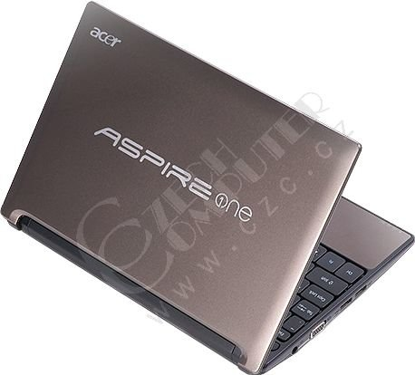 Acer Aspire One D255-2BQcc (LU.SDN0B.013), Coffee brown